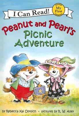 Peanut and Pearl's Picnic Adventure Cover