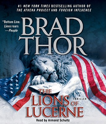 The Lions of Lucerne (The Scot Harvath Series #1) Cover Image