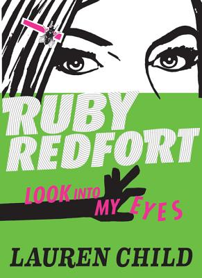 Ruby Redfort Look Into My Eyes Cover