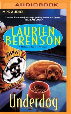 Underdog (Melanie Travis Mystery #2) Cover Image