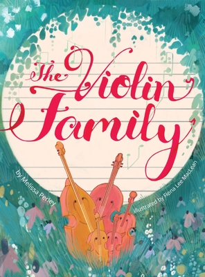 The Violin Family Cover Image