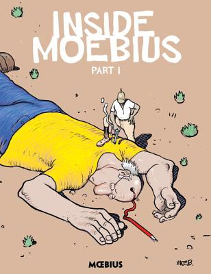 Moebius Library: Inside Moebius Part 1 Cover Image