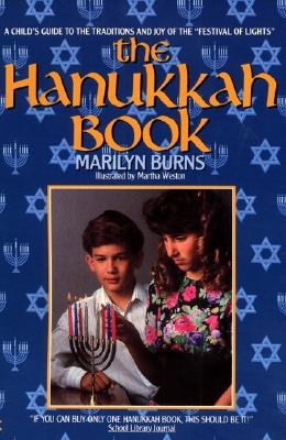 The Hanukkah Book Cover Image