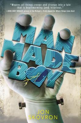 Man Made Boy Cover Image
