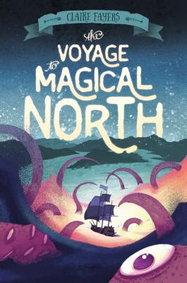 The Voyage to Magical North Cover