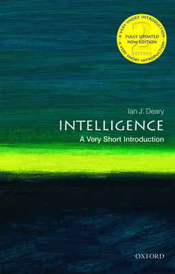 Intelligence: A Very Short Introduction (Very Short Introductions) Cover Image