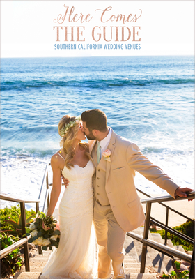 Here Comes the Guide Southern California: Southern California Wedding Venues Cover Image