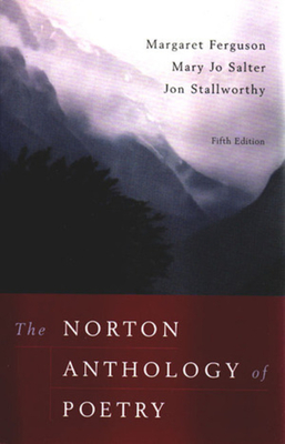 The Norton Anthology of Poetry Cover