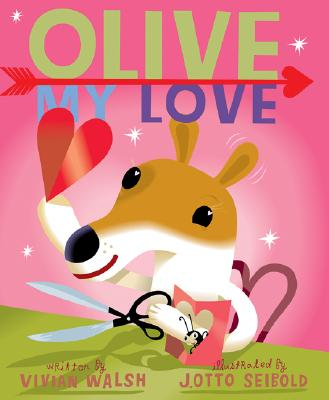 Olive, My Love Cover