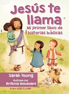 Jesús Te Llama: Mi Primer Libro de Historias Bíblicas = Jesus Calling Cover Image