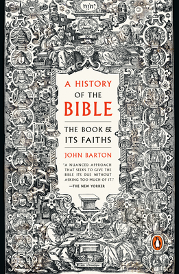 A History of the Bible: The Book and Its Faiths Cover Image