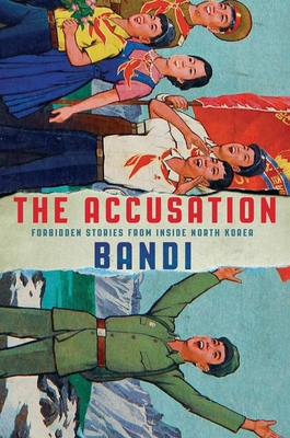 The Accusation Cover
