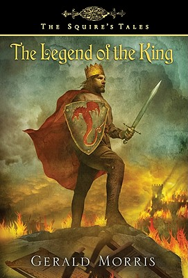 The Legend of the King Cover