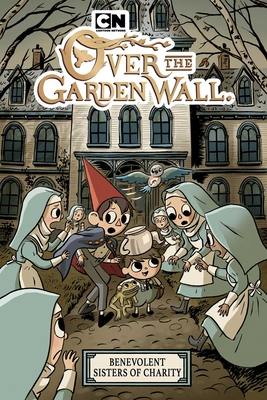 Cover for Over the Garden Wall