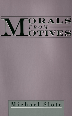 Morals from Motives Cover