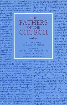 Cover for Apology for Origen