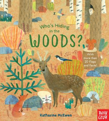 Who's Hiding in the Woods? Cover Image