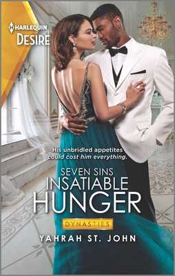 Insatiable Hunger: A Tempting Friends-To-Lovers Romance Cover Image