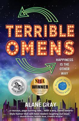 Cover for Terrible Omens