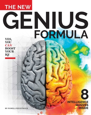 The New Genius Formula: Yes, You Can Boost Your IQ! Cover Image