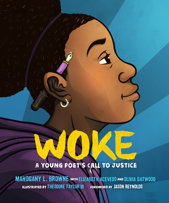 Woke: A Young Poet's Call to Justice Cover Image