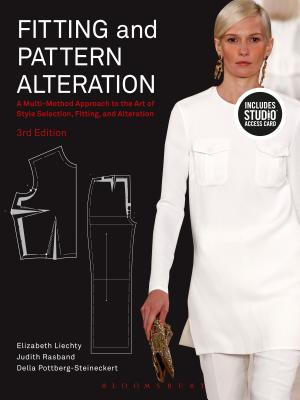 Fitting and Pattern Alteration: A Multi-Method Approach to the Art of Style Selection, Fitting, and Alteration - Bundle Book + Studio Access Card [Wit Cover Image