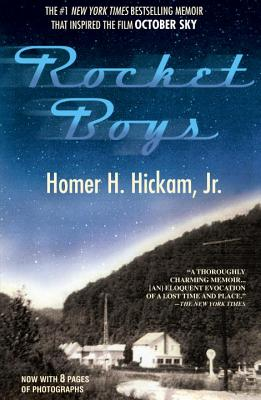 Rocket Boys: A Memoir Cover Image
