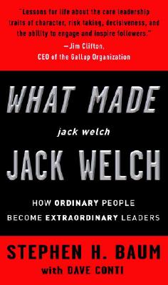 Cover for What Made Jack Welch Jack Welch