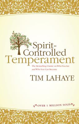 Spirit-Controlled Temperament Cover Image