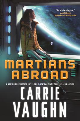 Martians Abroad: A Novel Cover Image