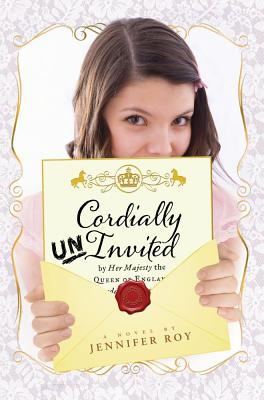 Cordially Uninvited Cover