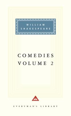 Comedies, Vol. 2 Cover