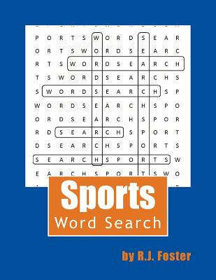 Sports: Word Search Cover Image