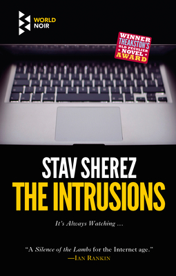 The Intrusions (Carrigan and Miller #3) Cover Image