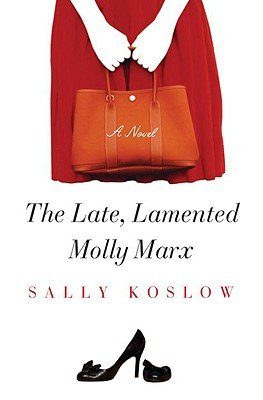 The Late, Lamented Molly Marx Cover