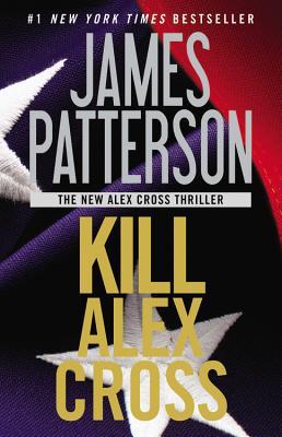 Kill Alex Cross Cover