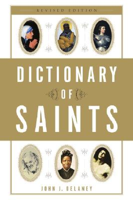 Dictionary of Saints Cover Image