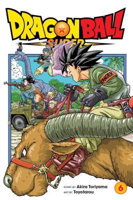 Dragon Ball Super, Vol. 6 cover image