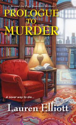 Prologue to Murder (A Beyond the Page Bookstore Mystery #2) Cover Image