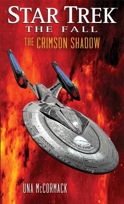 The Crimson Shadow Cover
