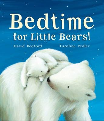 Bedtime for Little Bears Cover Image