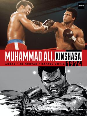 Muhammad Ali, Kinshasa 1974 Cover Image