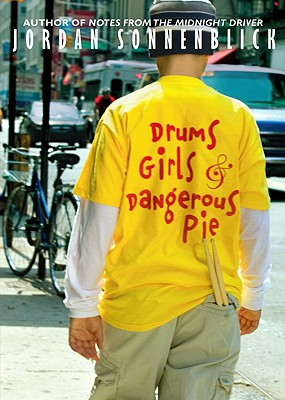 Cover for Drums, Girls & Dangerous Pie