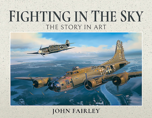 Fighting in the Sky: The Story in Art Cover Image