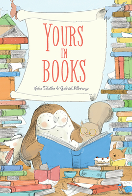 Yours in Books Cover Image