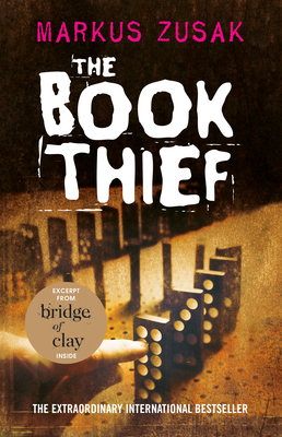 The Book Thief Cover Image