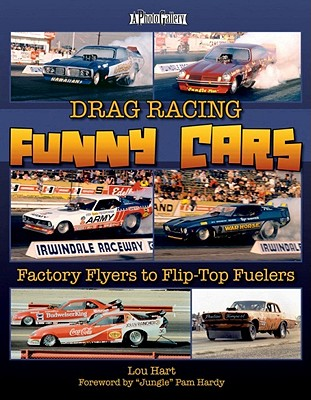 Cover for Drag Racing Funny Cars