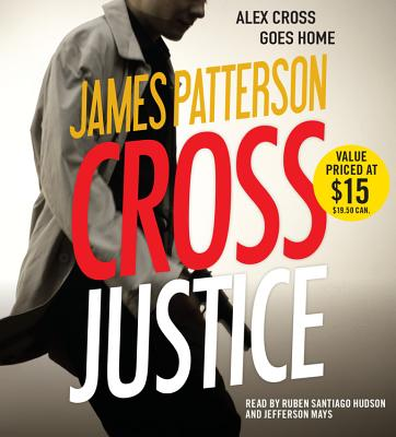 Cross Justice (Alex Cross) Cover Image