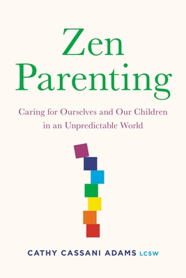 Cover for Zen Parenting