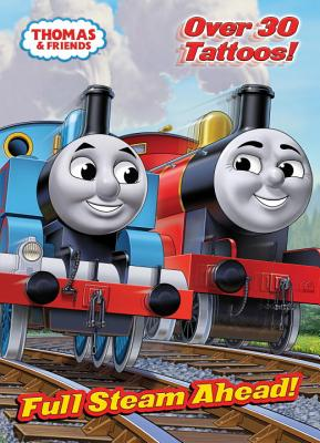 Thomas & Friends: Full Steam Ahead! Cover Image